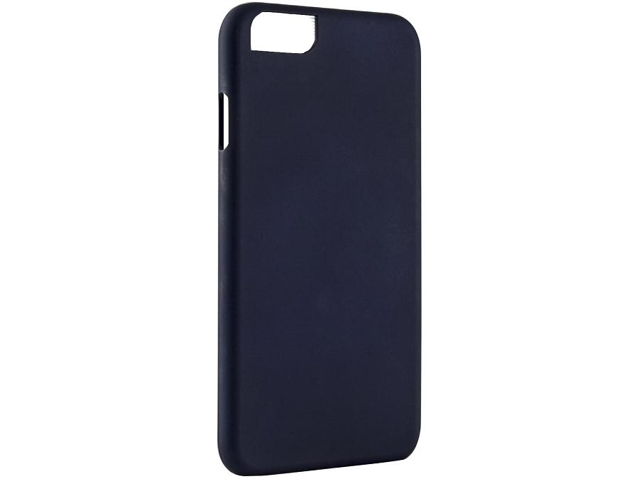 Чехол-крышка iCover для iPhone 6, пластик, синий