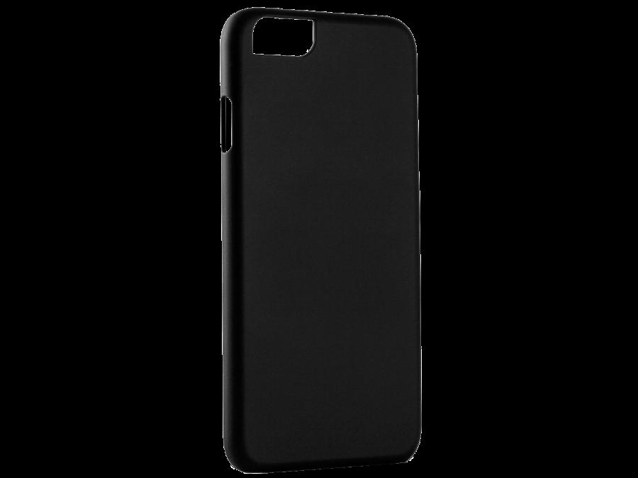 iCover Чехол-крышка iCover для Apple iPhone 6, пластик, черный