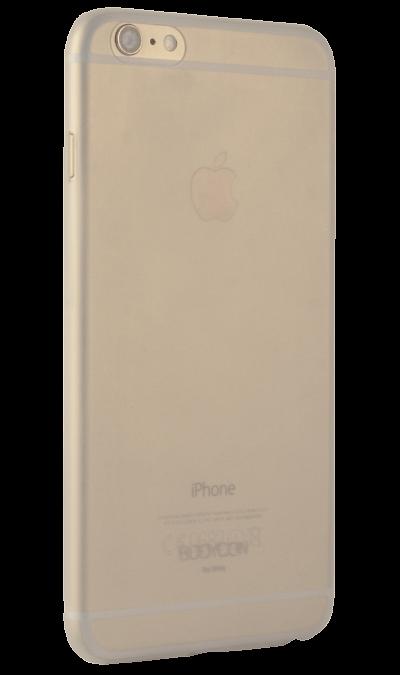 Uniq Чехол-крышка Uniq Bodycon для Apple iPhone 6, силикон, прозрачный