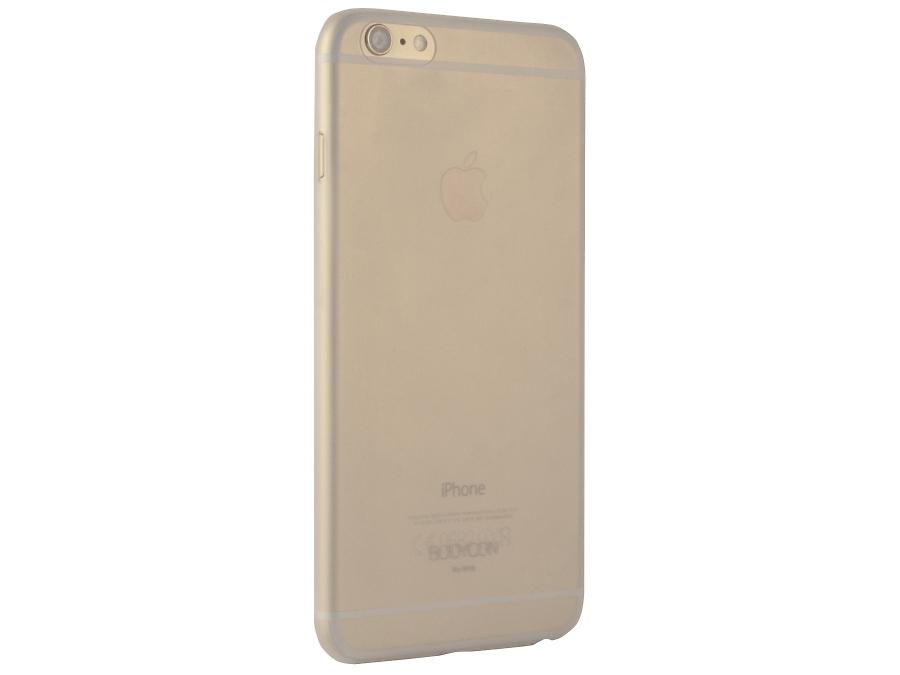 Чехол-крышка Uniq Bodycon для iPhone 6, силикон, прозрачный