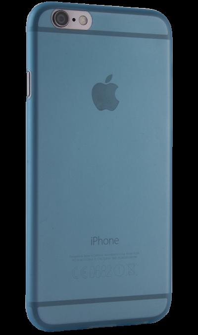 все цены на ZAKKA Чехол-крышка ZAKKA для Apple iPhone 6, поликарбонат, голубой онлайн