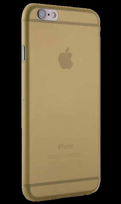 все цены на ZAKKA Чехол-крышка ZAKKA для Apple iPhone 6, поликарбонат, желтый онлайн