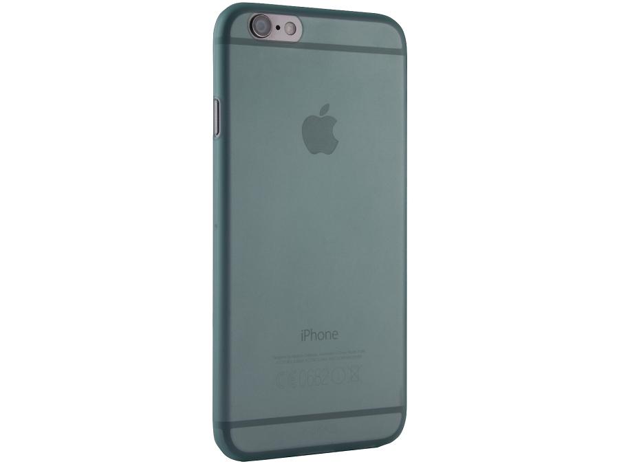 Чехол-крышка ZAKKA для Apple iPhone 6, поликарбонат, зеленый