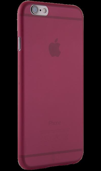 все цены на ZAKKA Чехол-крышка ZAKKA для Apple iPhone 6, поликарбонат, красный онлайн