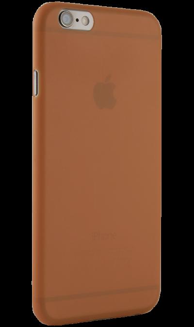 все цены на ZAKKA Чехол-крышка ZAKKA для Apple iPhone 6, поликарбонат, оранжевый онлайн