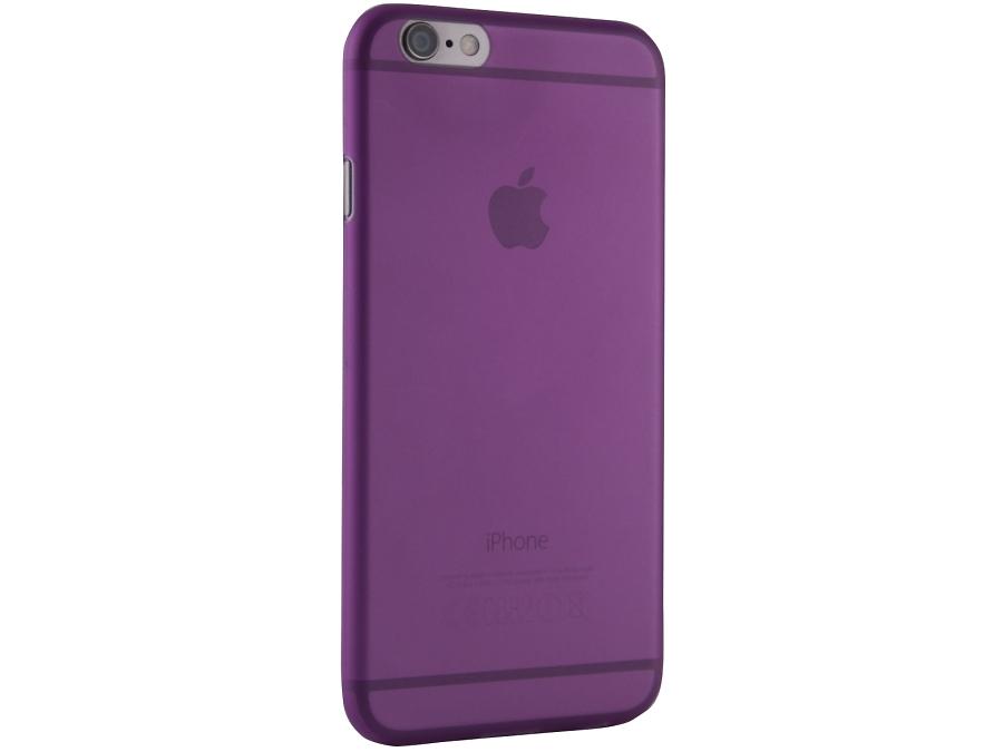 Чехол-крышка ZAKKA для Apple iPhone 6, поликарбонат, пурпурный