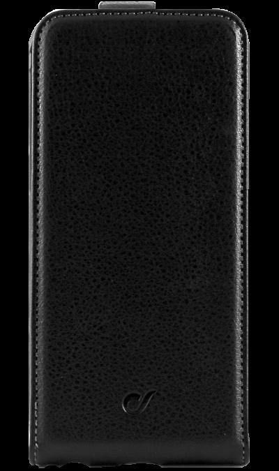 Чехол-книжка Cellular Line 21817 для Apple iPhone 6/6s, кожзам, черныйЧехлы и сумочки<br>Чехол поможет не только защитить ваш iPhone 6  от повреждений, но и сделает обращение с ним более удобным, а сам аппарат будет выглядеть еще более элегантным.<br><br>Colour: Черный
