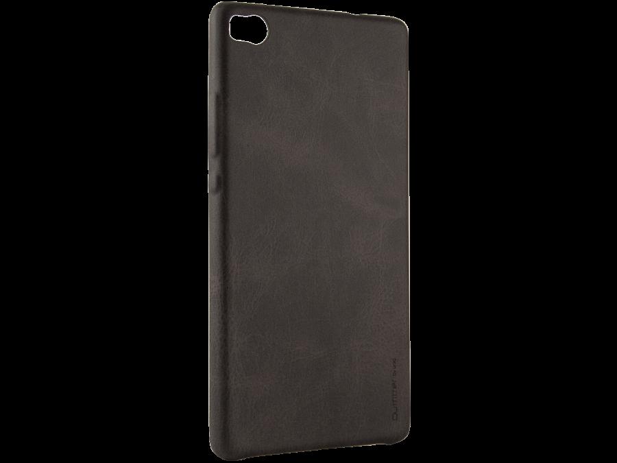 Чехол-крышка Uniq Outfitter Huawei P8, кожзам, коричневый