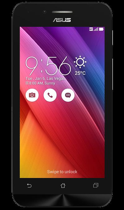 ASUS ASUS ZenFone Go ZC451TG флип кейс aksberry для asus zenfone go zc451tg белый