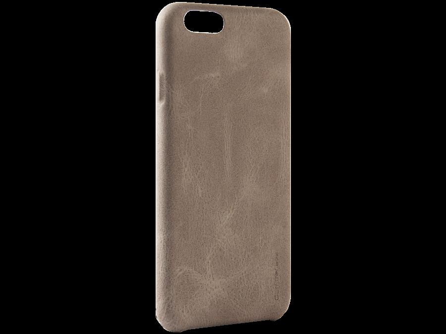 Чехол-крышка Uniq Outfitter для Apple iPhone 6, кожзам, бежевый