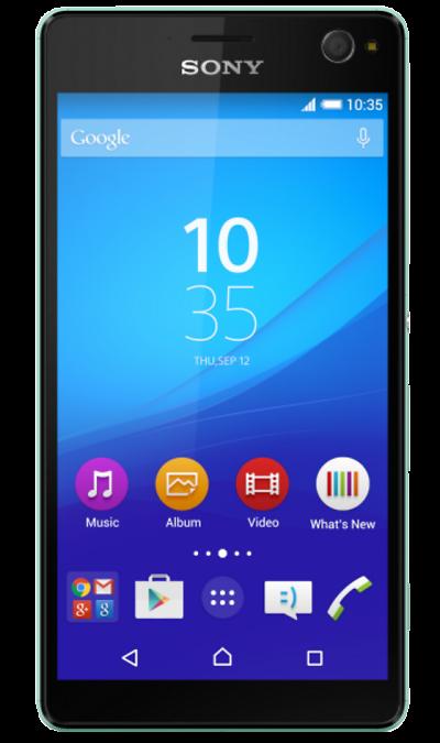 Sony Xperia C4Смартфоны<br>2G, 3G, 4G, Wi-Fi; ОС Android; Дисплей сенсорный емкостный 16,7 млн цв. 5.5; Камера 13 Mpix, AF; Разъем для карт памяти; MP3, FM,  GPS / ГЛОНАСС; Повышенная защита корпуса; Время работы 682 ч. / 12.5 ч.; Вес 147 г.<br><br>Colour: Зеленый