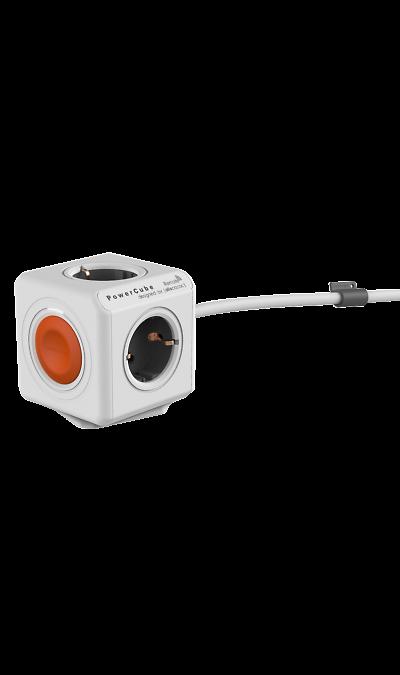 Зарядное устройство сетевое Allocacoc PowerCube 1512 (серый)