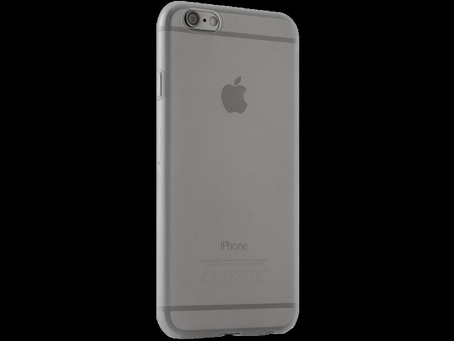 Чехол-крышка Gresso для Apple iPhone 6S, силикон, белый