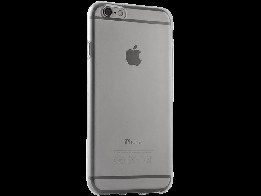 Чехол-крышка Gresso для Apple iPhone 6/6S, силикон, прозрачный