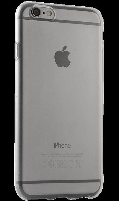 Чехол-крышка Gresso для Apple iPhone 6/6S, силикон, прозрачныйЧехлы и сумочки<br>Чехол поможет не только защитить ваш iPhone 6 от повреждений, но и сделает обращение с ним более удобным, а сам аппарат будет выглядеть еще более оригинальным.<br>