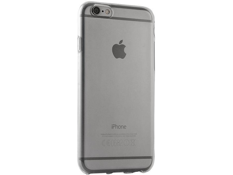 Чехол-крышка Gresso для iPhone 6/6S, силикон, прозрачный