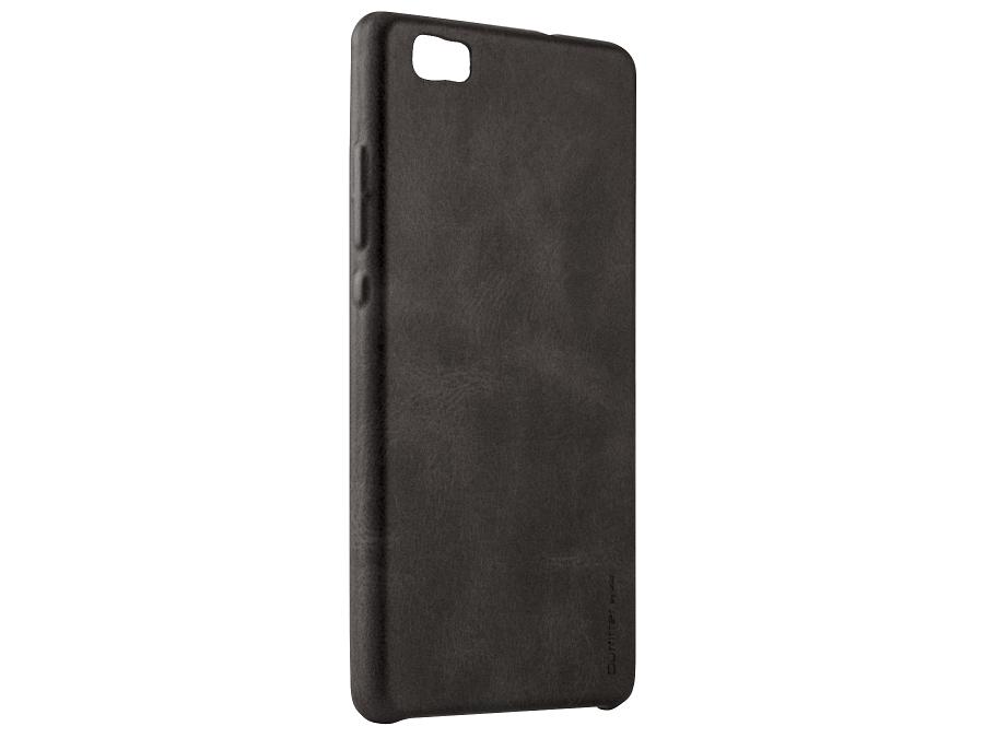 Чехол-крышка Uniq Outfitter Huawei P8 lite, кожзам, коричневый