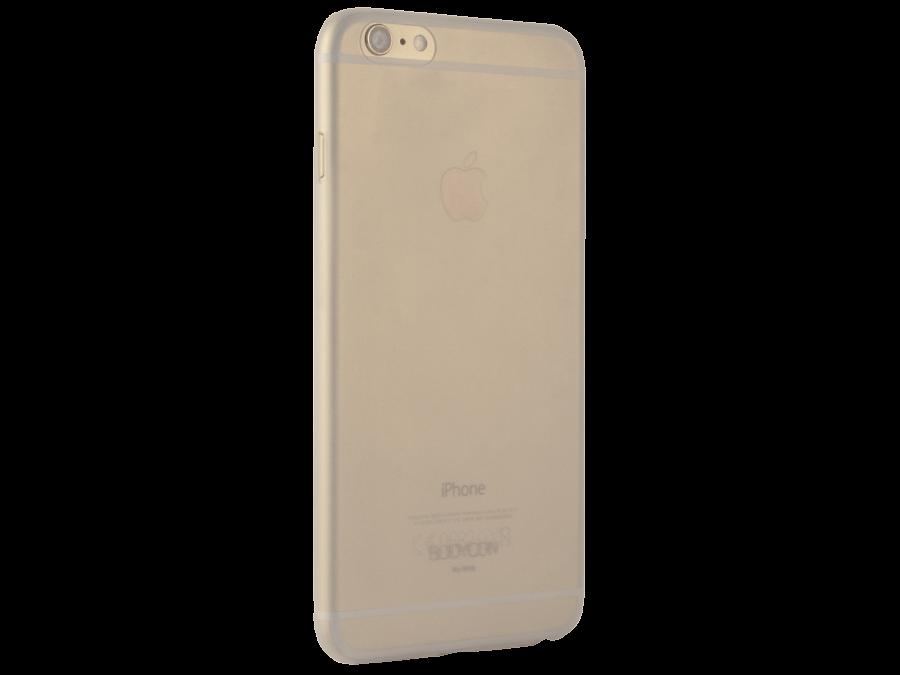 Чехол-крышка Uniq Bodycon для Apple iPhone 6, силикон, прозрачный