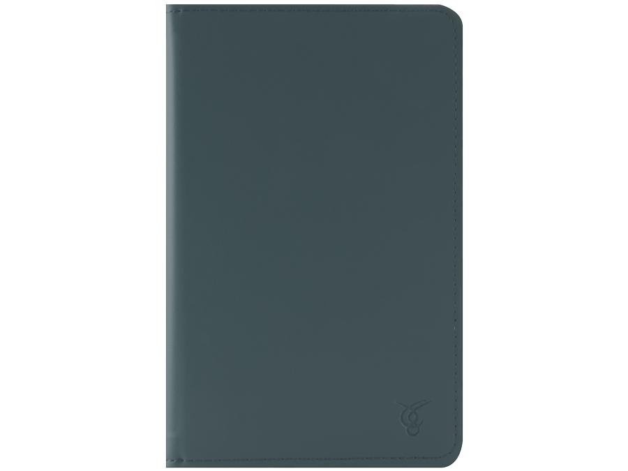 Чехол-книжка VIVACASE универсальный 7'' , кожзам / иск. замша, зеленый