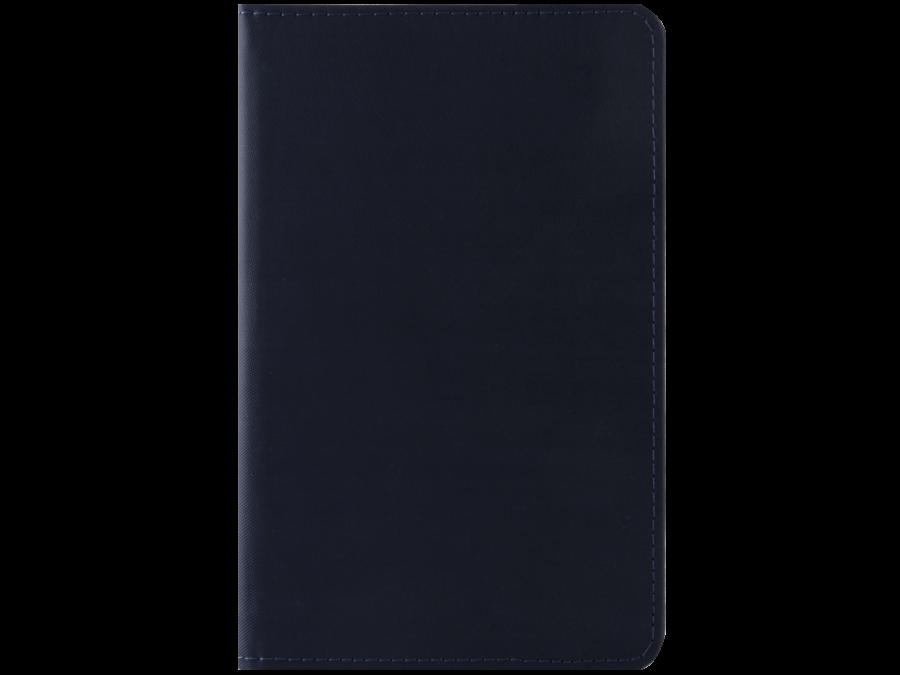 Чехол-книжка VIVACASE универсальный 7'' , ткань, синий