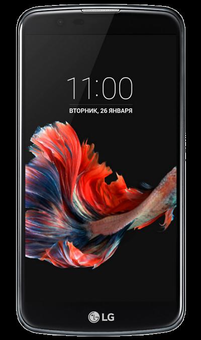 LG K10 K410Смартфоны<br>2G, 3G, Wi-Fi; ОС Android; Камера 8 Mpix, AF; Разъем для карт памяти; MP3,  GPS; Вес 143 г.<br><br>Colour: Черный