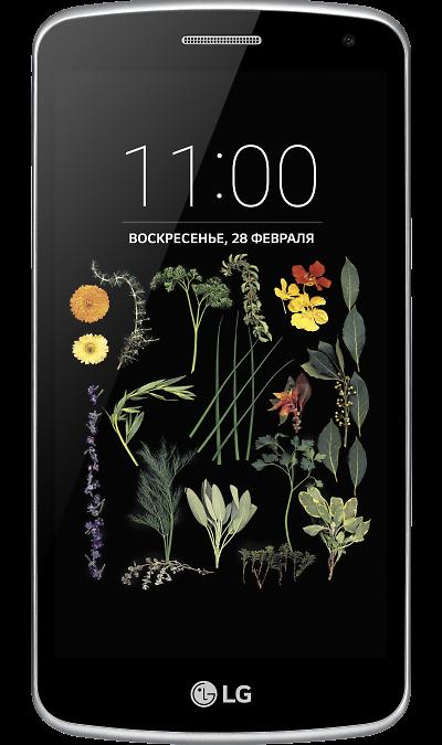 LG K5 X220DSСмартфоны<br>2G, 3G, Wi-Fi; ОС Android; Дисплей сенсорный емкостный 5; Камера 5 Mpix; Разъем для карт памяти; MP3, FM,  GPS; Время работы 360 ч. / 9.0 ч.; Вес 123 г.<br><br>Colour: Серебристый