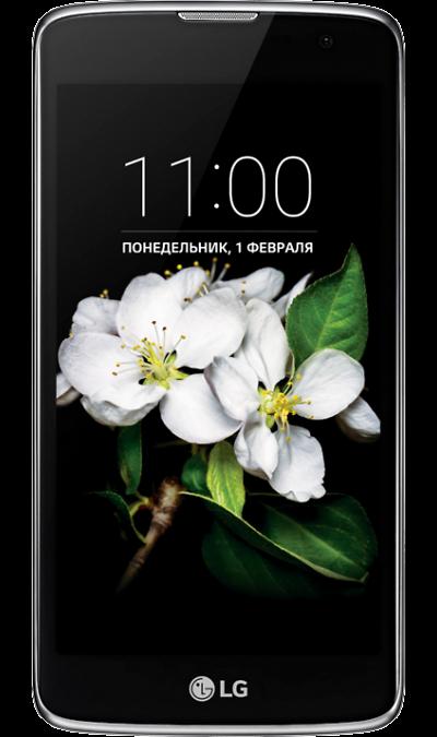 LG K7 X210dsСмартфоны<br>2G, 3G, Wi-Fi; ОС Android; Дисплей сенсорный емкостный 5; Камера 8 Mpix, AF; Разъем для карт памяти; MP3, FM,  GPS; Вес 162 г.<br><br>Colour: Черный