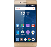 Смартфон Highscreen Power Ice LTE Gold