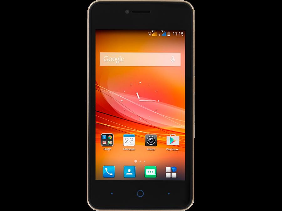 Школьный комплект: смартфон ZTE Blade A5 Pro Gold + бонус 300 на счет