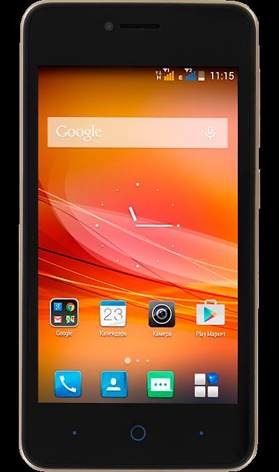 Школьный комплект: смартфон ZTE Blade A5 Pro Gold + бонус 3000 на счетСмартфоны<br><br>