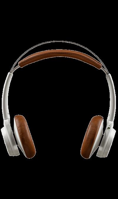 Plantronics BackBeat SenseНаушники и гарнитуры<br>Оцените высочайший уровень комфорта, который вы будете ощущать даже после окончания самого длинного плейлиста, интеллектуальные беспроводные функции и возможность непрерывного воспроизведения музыки до 18 часов.<br><br>Добро пожаловать в мир музыки в режиме нон-стоп.<br>Люди делятся на две категории: тех, кто просто слушает музыку, и тех, кто живет ею. Для первых прослушивание музыки-способ скоротать время. Вторые же воспринимают каждую песню как неповторимое музыкальное сопровождение ...<br><br>Colour: Белый