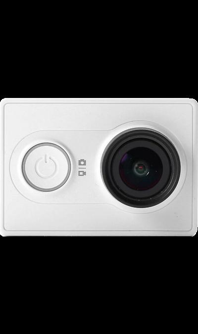Xiaomi Yi Action Camera Basic EditionФото и видео<br>Камера, которую можно положить в карман.<br>Мы специально разработали новейшую YI камеру, способную делать невероятно выразительные фотографии. Мы уместили множество функций в маленьком корпусе, который весит всего 55 грамм. Вам не нужно носить с собой тяжелое оборудование или останавливаться и долго фокусироваться на объекте. Вам нужно всего лишь одно нажатие, и вы получите невероятно прекрасную картинку или видео. Вы можете синхронизировать все снятое на Xiaomi YI со своим смартфоном ...<br><br>Colour: Белый