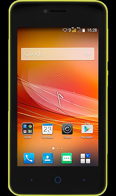 Школьный комплект: смартфон ZTE Blade A5 Pro Yellow + бонус 300 на счетСмартфоны<br><br>