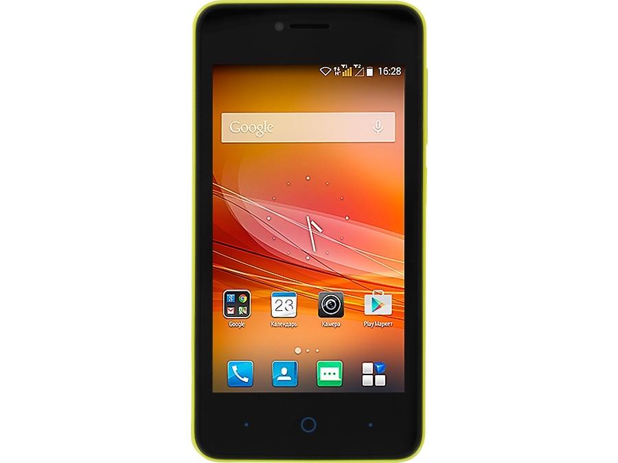ZTE Blade A5 Pro Yellow