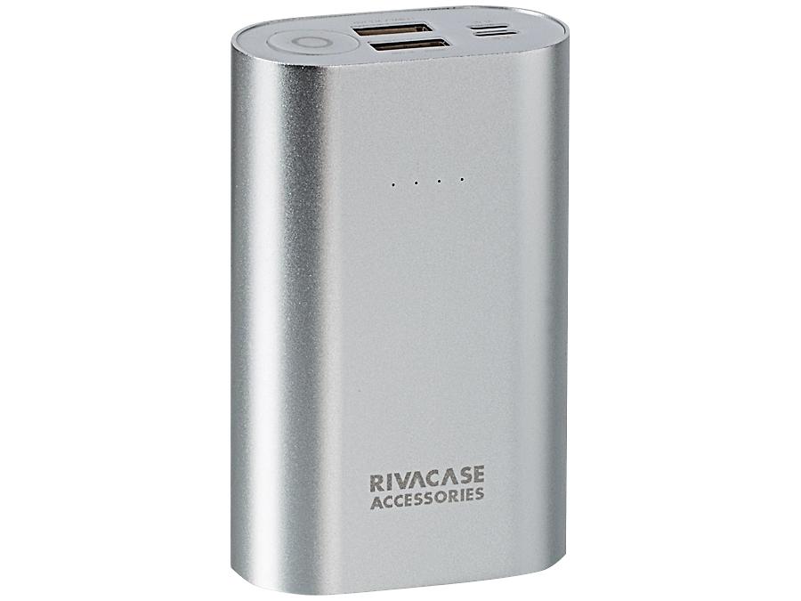 Аккумулятор RIVACASE VA1010, Li-Ion, 10000 мАч (портативный)