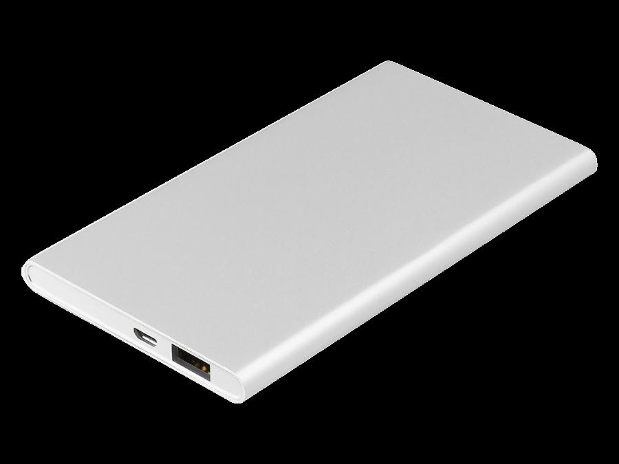 Аккумулятор Rombica NEO AX70, Li-Ion, 7000 мАч, серебристый (портативный)