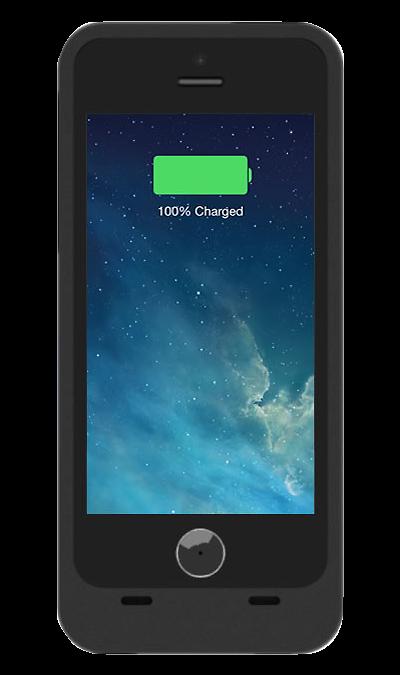 Чехол-аккумулятор Revocharge для iPhone 6, пластикЧехлы и сумочки<br>Ультра-тонкий защитный чехол с аккумулятором (2000 mAh) разработан с использованием поли-карбонатного материала, что обеспечивает прочность и  долговечность. Прикрепите батарею к чехолу для зарядки, когда вам это необходимо. Снимите аккумулятор, когда вам не нужно дополнительное питание.<br><br>Colour: Черный