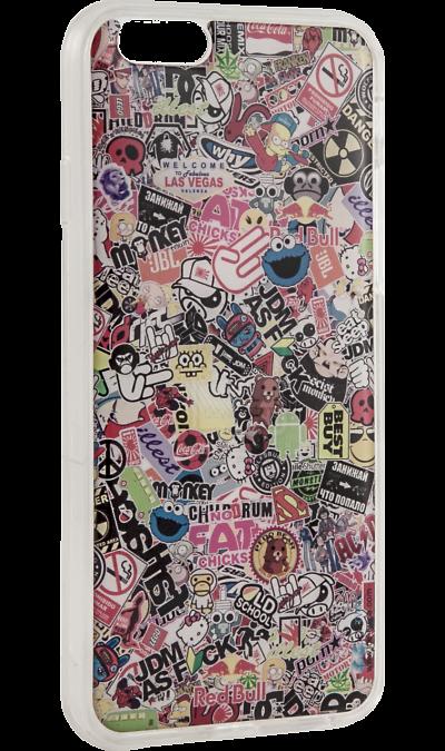 Чехол-крышка Ice Twice Бренды для Apple iPhone 6/6S, силиконЧехлы и сумочки<br>Чехол поможет не только защитить ваш iPhone 6/6S от повреждений, но и сделает обращение с ним более удобным, а сам аппарат будет выглядеть еще более оригинальным.<br><br>Colour: Разноцветный