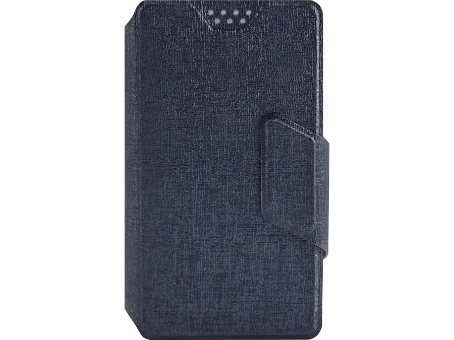 Чехол-аккумулятор Smarterra универсальный 4.4-5'', полиуретан, синий (с аккумулятором)