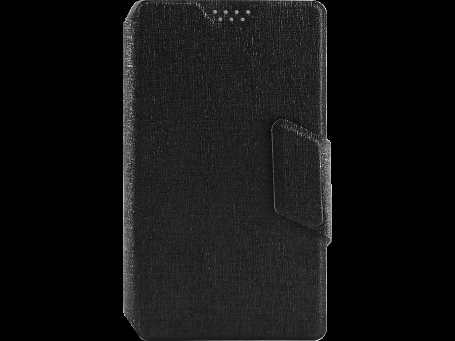 Чехол-аккумулятор Smarterra универсальный 4.4-5'', полиуретан, черный (с аккумулятором)