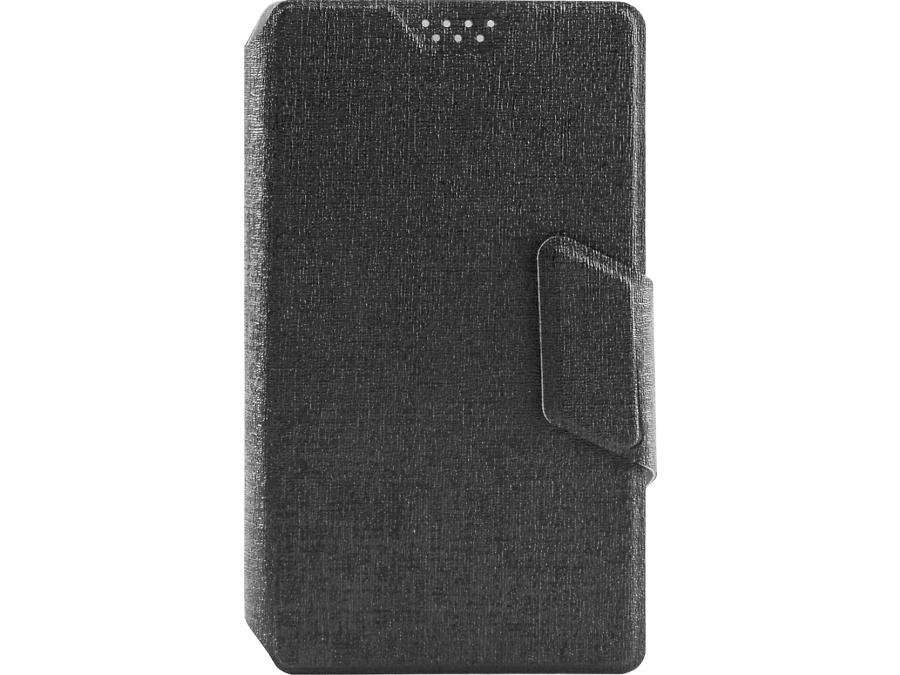 Чехол-аккумулятор Smarterra универсальный 5.1-5.5'', полиуретан, серый