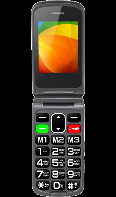 Vertex C304 BlackТелефоны<br>2G; Дисплей 65,5 тыс цв. 2.4; Камера 1.3 Mpix; Разъем для карт памяти; MP3, FM; Время работы 200 ч. / 8.0 ч.; Вес 87 г.<br><br>Colour: Черный