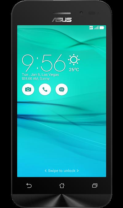 ASUS ZenFone Go ZB452KGСмартфоны<br>2G, 3G, Wi-Fi; ОС Android; Дисплей сенсорный 16,7 млн цв. 4.5; Камера 5 Mpix, AF; Разъем для карт памяти; MP3, FM,  GPS / ГЛОНАСС; Вес 124 г.<br><br>Colour: Белый