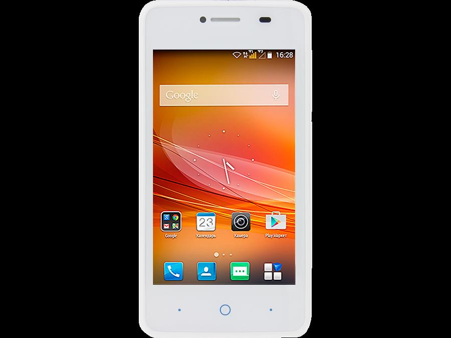Школьный комплект: смартфон ZTE Blade A5 Pro White + бонус 3000 на счет