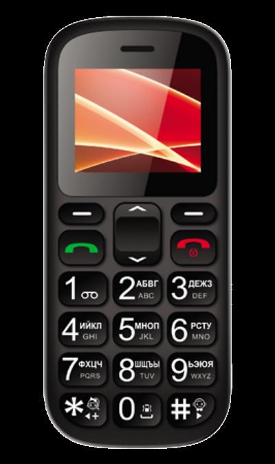 Vertex C305 BlackТелефоны<br>2G; Дисплей 65,5 тыс цв. 1.77; Разъем для карт памяти; MP3, FM; Время работы 100 ч. / 5.0 ч.; Вес 75 г.<br><br>Colour: Черный