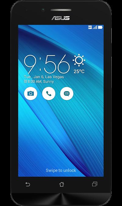 ASUS ZenFone Go ZC451TGСмартфоны<br>2G, 3G, Wi-Fi; ОС Android; Камера 5 Mpix, AF; Разъем для карт памяти; MP3, FM,  GPS; Время работы 355 ч. / 11.0 ч.; Вес 135 г.<br><br>Colour: Голубой