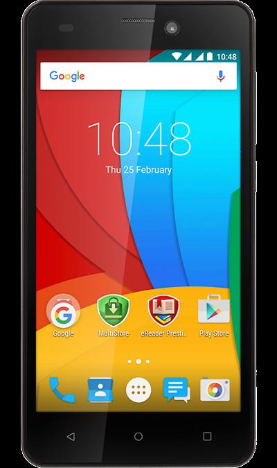 Prestigio Muze A5 5502 DUO GreyСмартфоны<br>2G, 3G, Wi-Fi; ОС Android; Дисплей сенсорный емкостный 16,7 млн цв. 5; Камера 8 Mpix, AF; Разъем для карт памяти; MP3, FM; Вес 159 г.<br><br>Colour: Серый