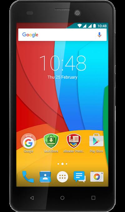 Prestigio Wize N3 3507 DUO BlackСмартфоны<br>2G, 3G, Wi-Fi; ОС Android; Камера 5 Mpix; Разъем для карт памяти; MP3, FM,  GPS; Вес 161 г.<br><br>Colour: Черный