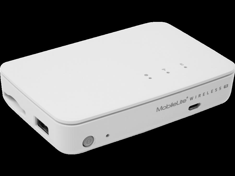 Кард-ридер Kingston Technology MobileLite Wireless G3