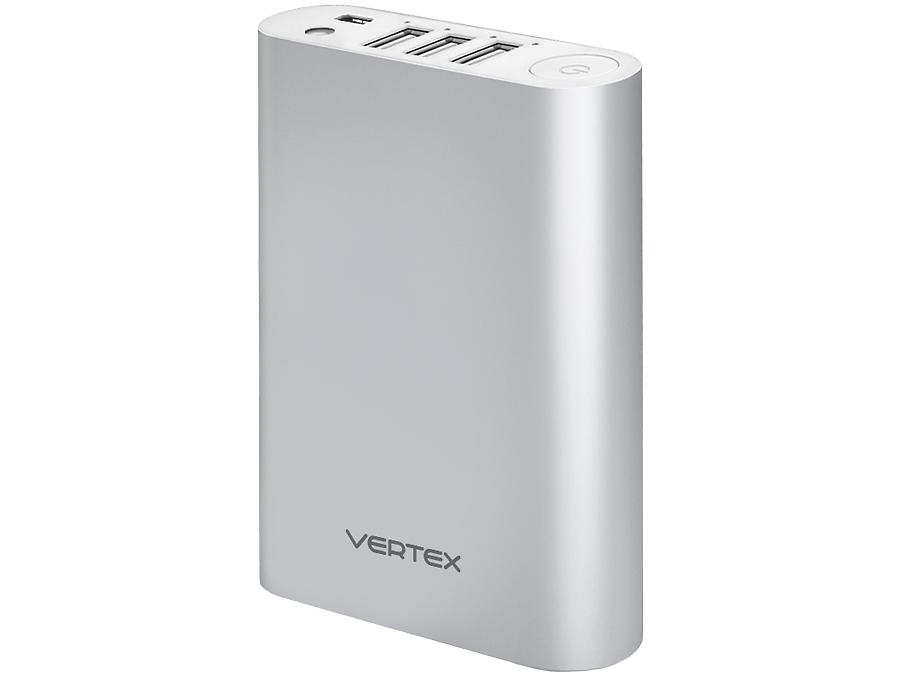 Аккумулятор Vertex, Li-Ion, 10000 мАч (портативный)